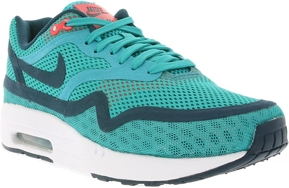 8d8aaa07f5ea9 WMNS NIKE AIR MAX 1 BR Turbo Green Nght 644443-300 Mis. 40.5  Amazon ...