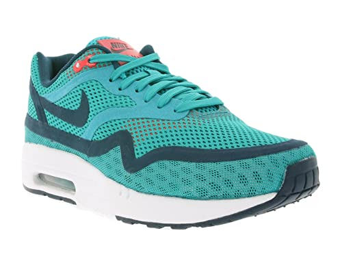WMNS NIKE AIR MAX 1 BR Turbo Green/Nght 644443-300 Mis. 40.5: Amazon.es: Zapatos y complementos