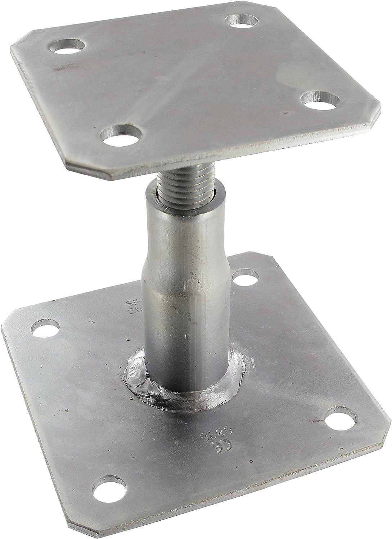 Simpson Strong-Tie - Base elevada ajustable APB 100/150: Amazon.es: Bricolaje y herramientas