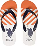 US Polo Men's Nic Flip Flops Thong Sandals