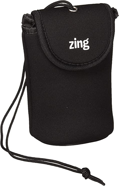 *AUTHORIZED ZING USA DEALER* Small Zing Designs Camera Pouch BLUE