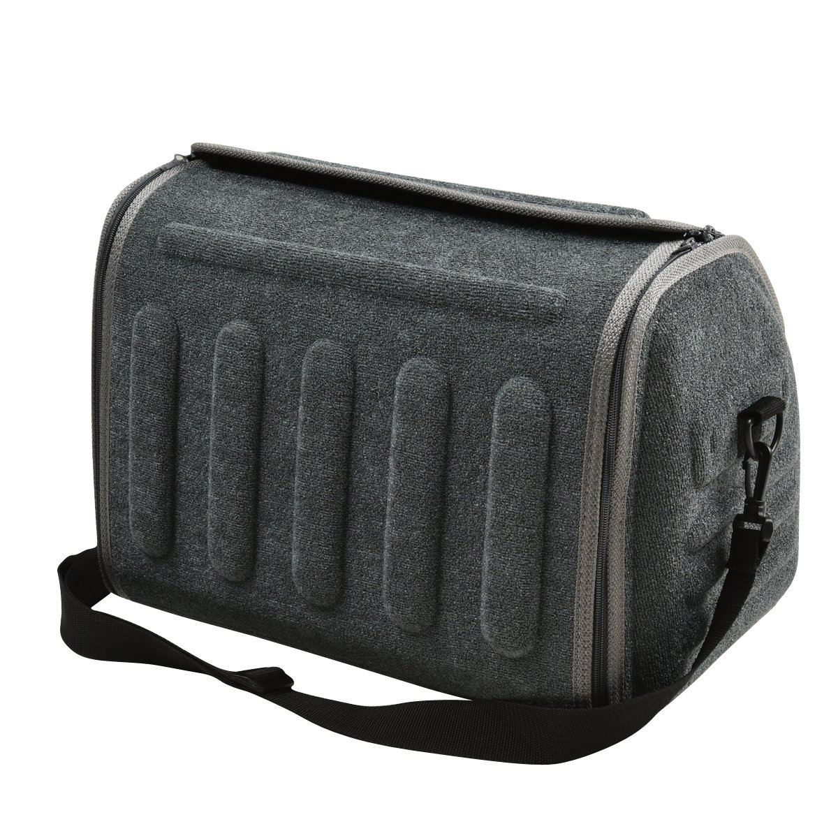 Durable Collapsible Cargo Storage,Great for Car Dark Gray CAR PASS Universal Waterproof Foldable Car Trunk Organizers Home SUV Minivan Jeep Truck