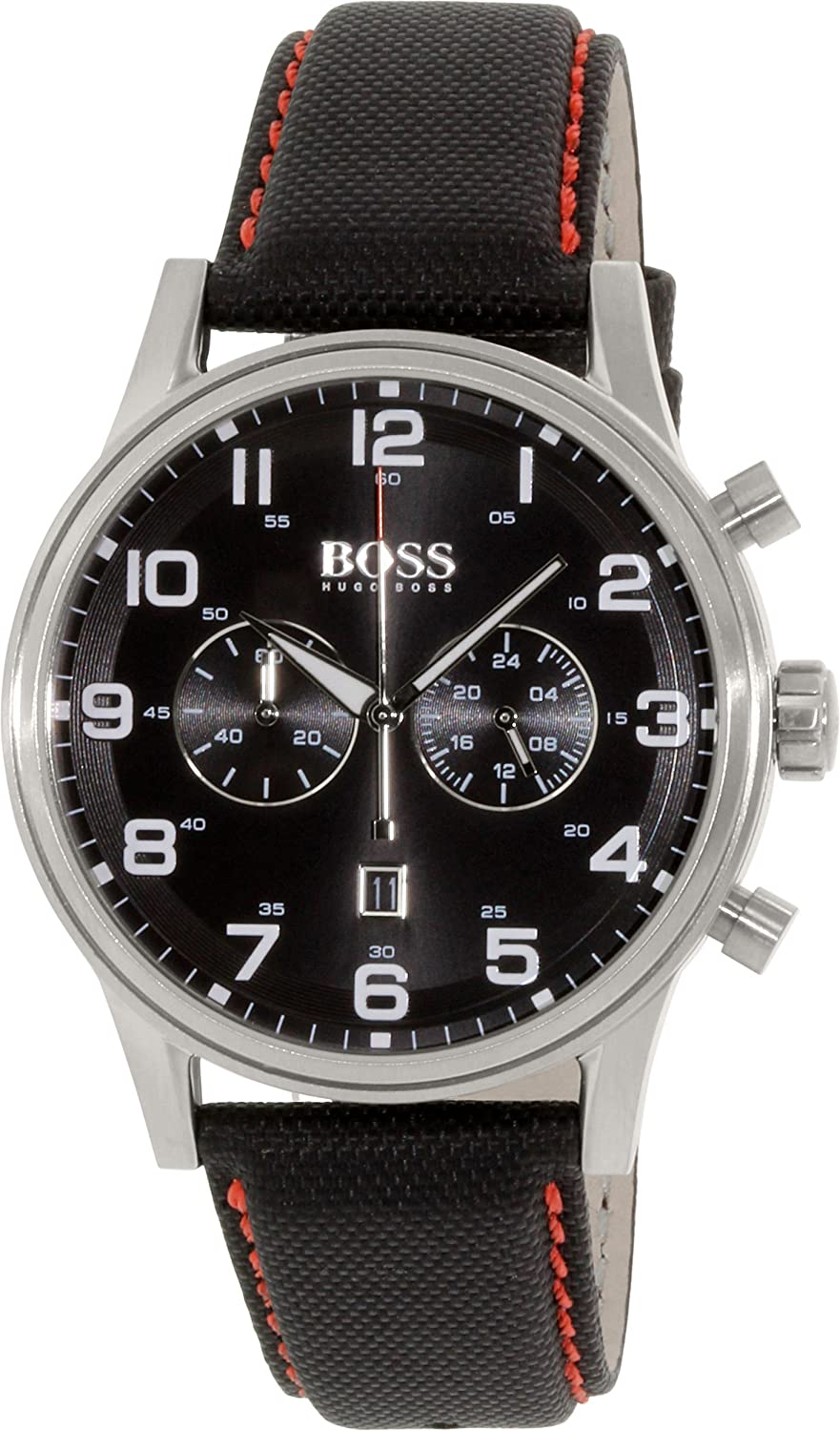 Hugo Boss Herren Men's Chronograph Analog Dress Quartz Reloj (Importiert)1512919