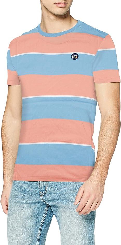 Superdry Collective Stripe tee Camiseta para Hombre