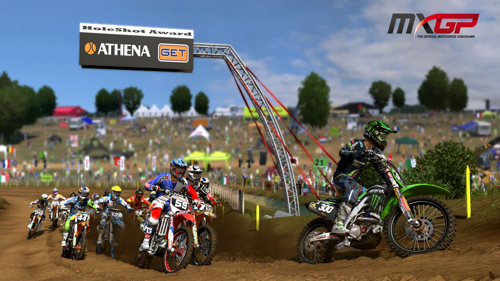 MXGP 14: The Official Motocross Videogame by Bandai (Image #16)