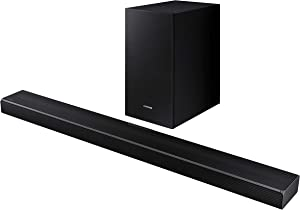 Samsung HW-Q6CT 5.1ch Soundbar with 3D Surround Sound and Acoustic Beam (Renewed)
