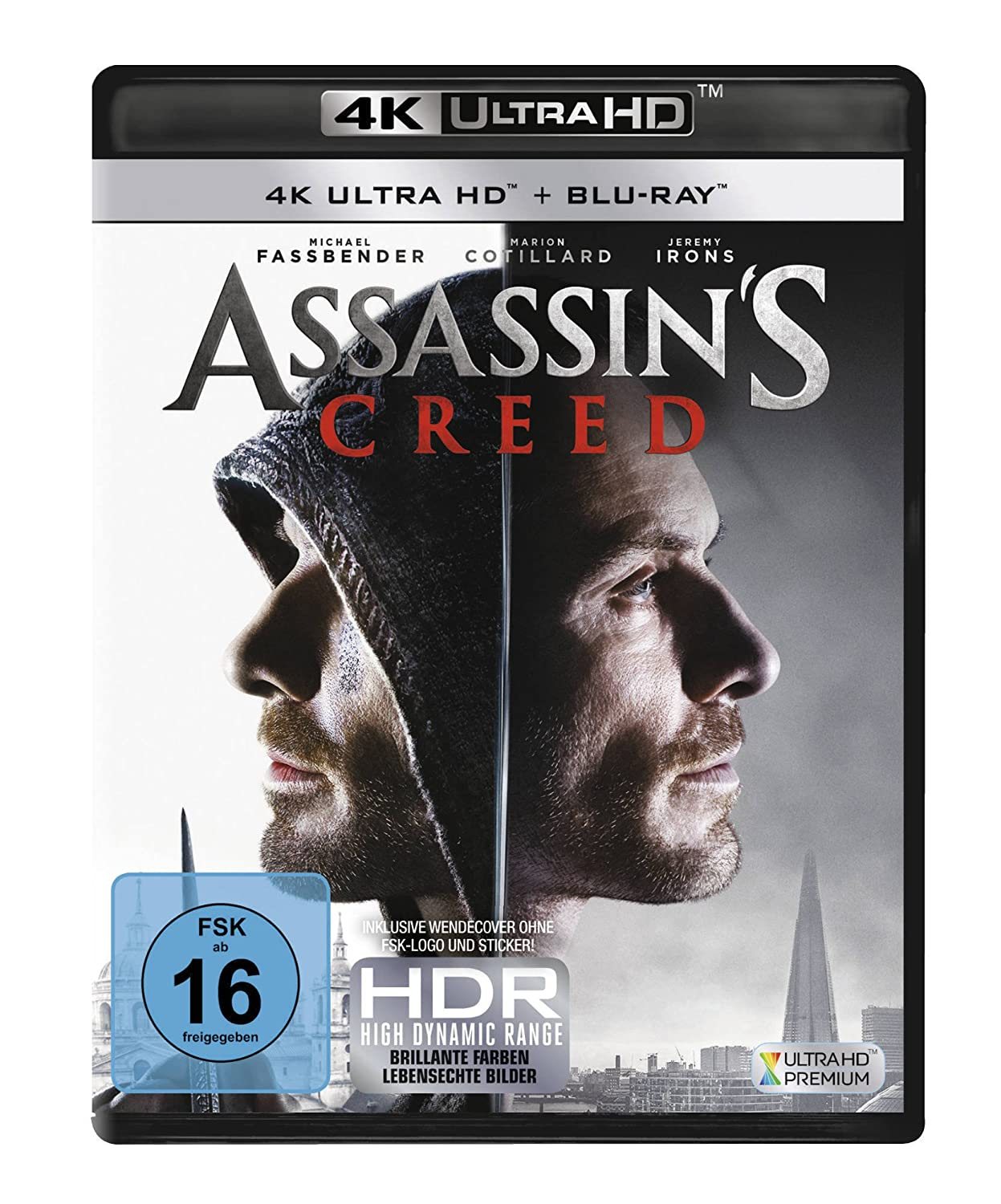 Assassin's Creed (2016) 4K (4...