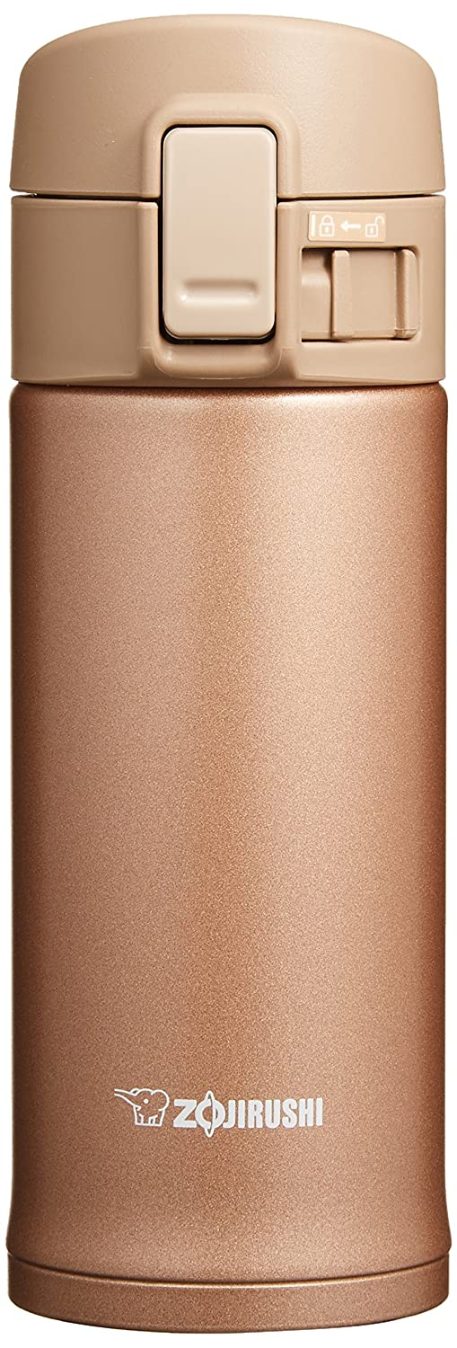 Zojirushi SM-KC36 Stainless Mug, Rose Gold