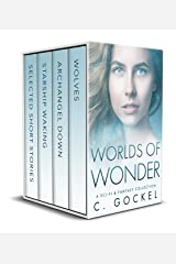 Worlds of Wonder: A Sci-fi & Fantasy Collection Kindle Edition