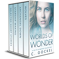 Worlds of Wonder: A Sci-fi & Fantasy Collection (English Edition)