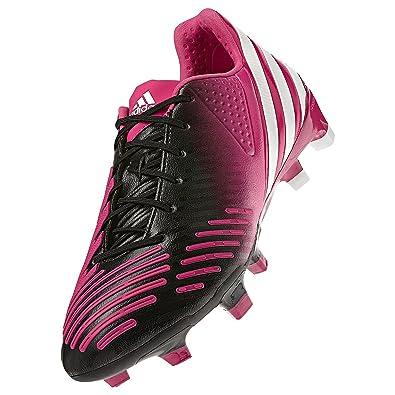 9979723bb875 Amazon.com | adidas Predator LZ TRX FG US Womens 6 M  (BrightPink/PrimeRunningWhite/Black) | Soccer