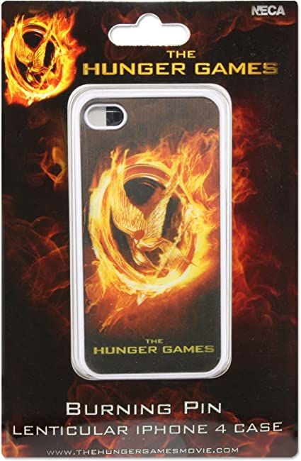 Burning Hogwarts Deathly Hallows iphone case