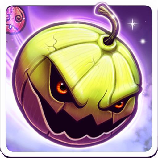 Halloween Brain Shot (Pumpkin Shot! Trick or Treat)