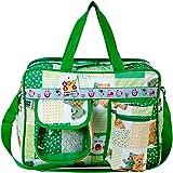 Bey Bee Mama'S Bag Diaper Bag 18 Ltrs (Green.)