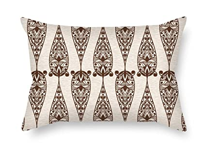 Amazon Com 20 X 26 Inches 50 By 65 Cm Geometry Pillow Shams Each