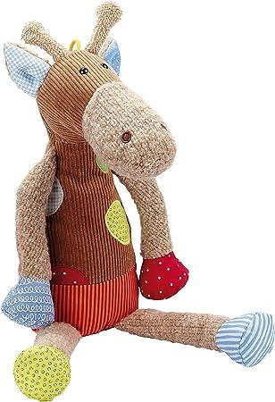 Stofftier Giraffe Sweety sigikid M/ädchen und Jungen Braun//Bunt 38300