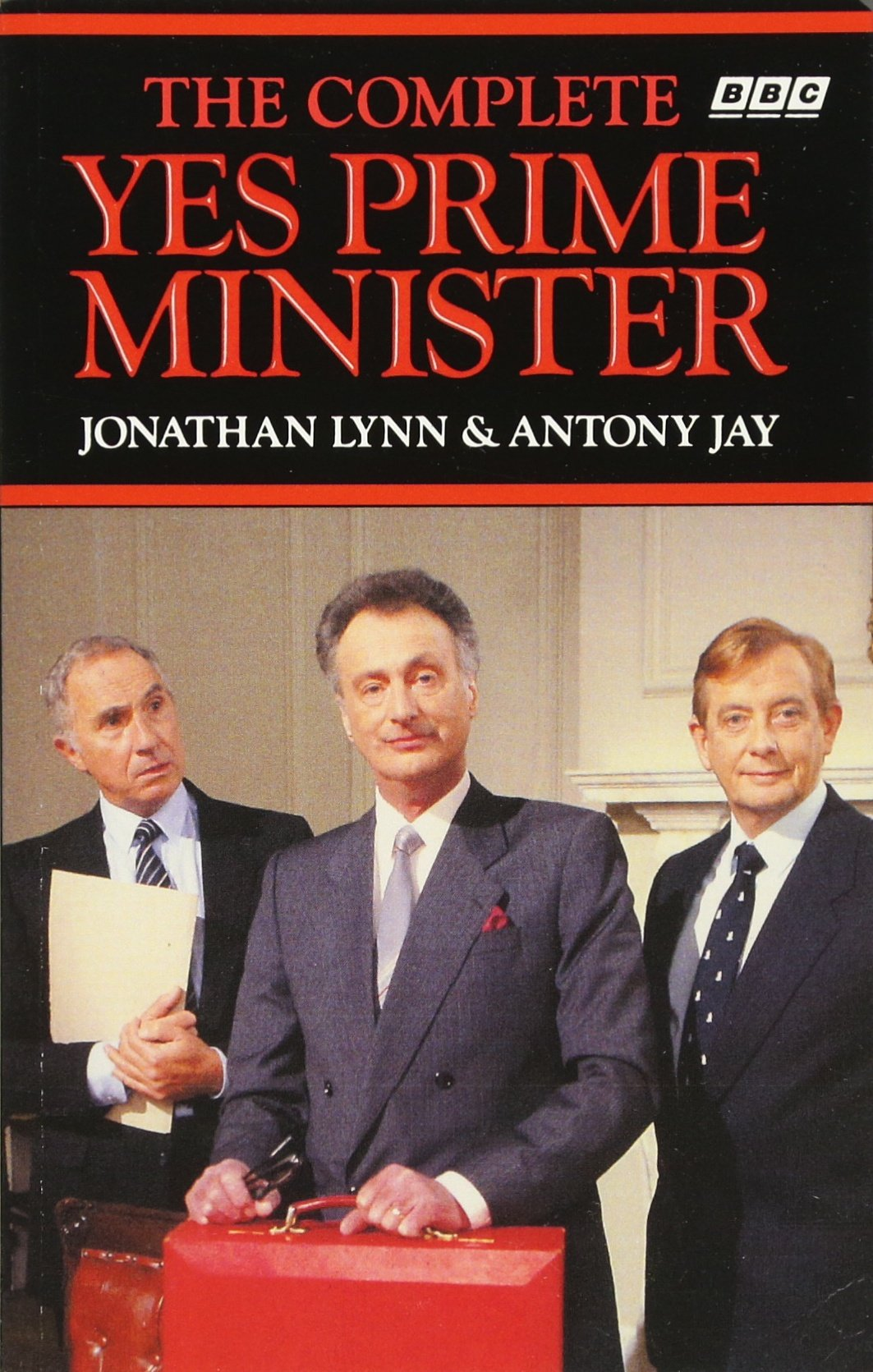 Buy The Complete Yes Prime Minister Book Online At Low Prices In