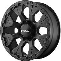 "Helo HE878 Wheel with Satin Black Finish (17x9""/5x5"")"