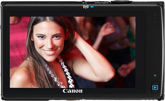 Canon Ixus 240 Hs Digitalkamera 3 2 Zoll Schwarz Kamera