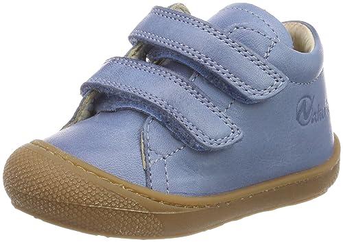 Naturino 3972 VL, Zapatillas para Bebés, Azul (Navy 9111), 19 EU