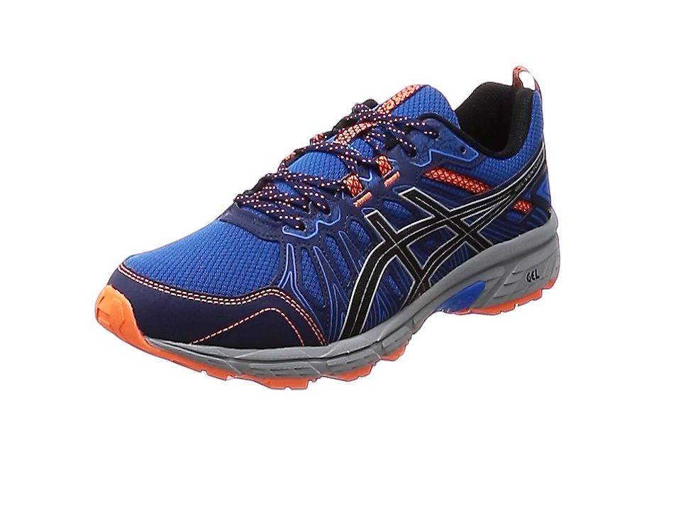 Asics Gel-Venture 7, Zapatos para Correr para Hombre, Azul Eléctrico/Sheet Rock, 48 EU: Amazon.es: Zapatos y complementos