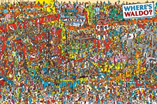 product image for Frame USA Where's Waldo Rolled Poster (24x36) PSA010041-80003