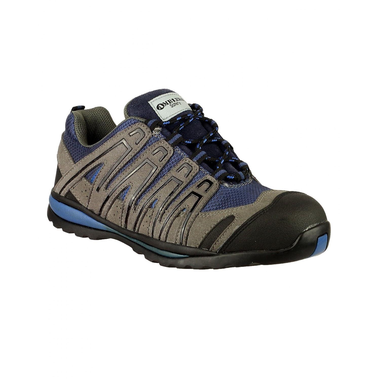 Amblers Safety FS34C - Chaussures de sécurité - Homme Homme - 42 EU Bleu c480d6