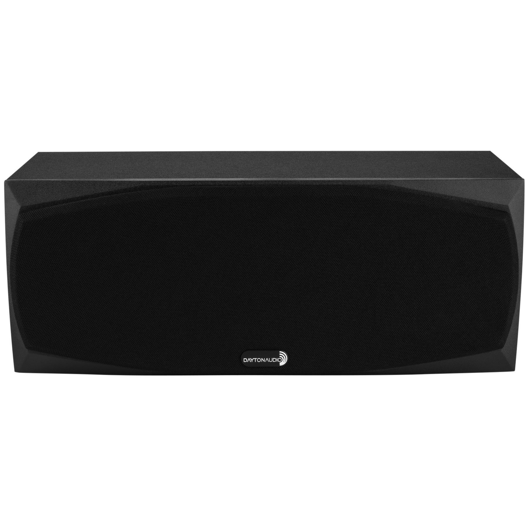 Dayton Audio MK442 Dual 4'' 2-Way Center Channel Speaker by Dayton Audio
