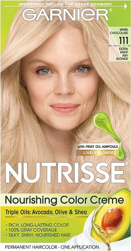 Garnier Nutrisse 111 coloración del cabello Rubio ...