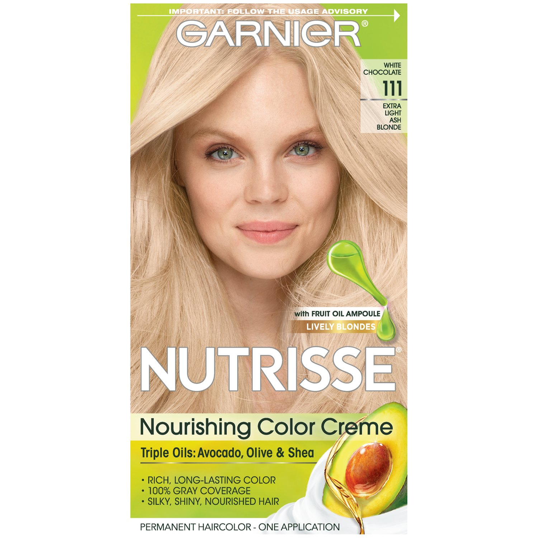 Amazon Garnier Nutrisse Nourishing Hair Color Creme 111 Extra