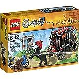 LEGO Castle Gold Getaway, 70401, 199 pcs