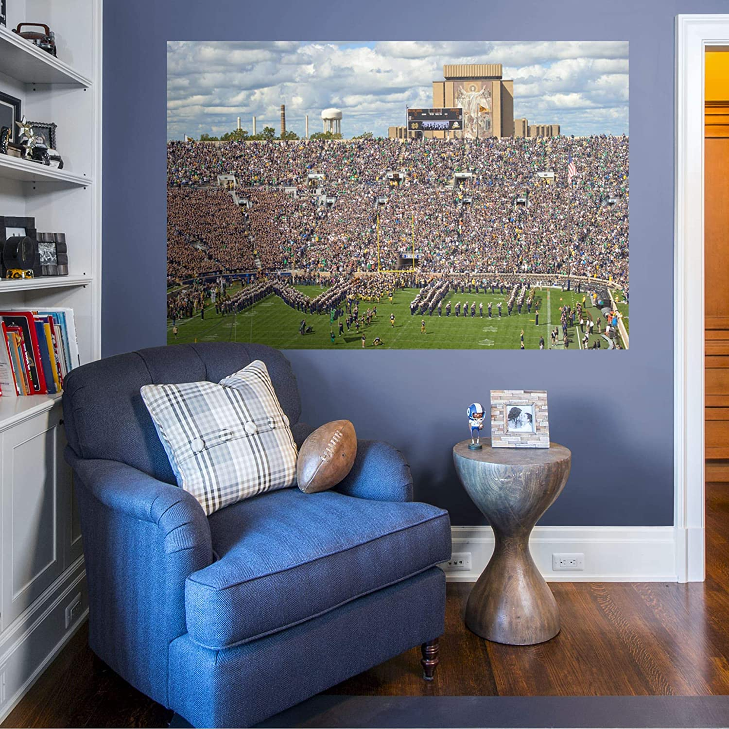 Fatheads NCAA Unisex Officially/Licensed Removable Wall Decal
