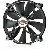 Phanteks PH-F200SP_BBK, 200-Millimeter Premier Case Fan, Frame/Blades, Black