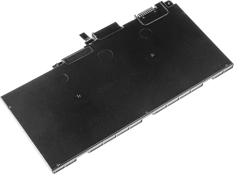 Green Cell CS03XL Laptop Akku f/ür HP EliteBook 745 G3 755 G3 840 G3 848 G3 850 G3 HP ZBook 15u G3 Li-Polymer Zellen 3400mAh 11.4V Schwarz