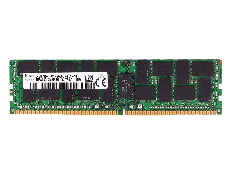 ラウンド  SK ECC HYNIX 64GB PC4-2666U-L 負荷低減 ECC 4RX4 4RX4 メモリ メモリ LRDIMM HMAA8GL7MMR4N-VJ B07J5NBCDZ, 神田のリズム靴店:29bc3a38 --- svecha37.ru