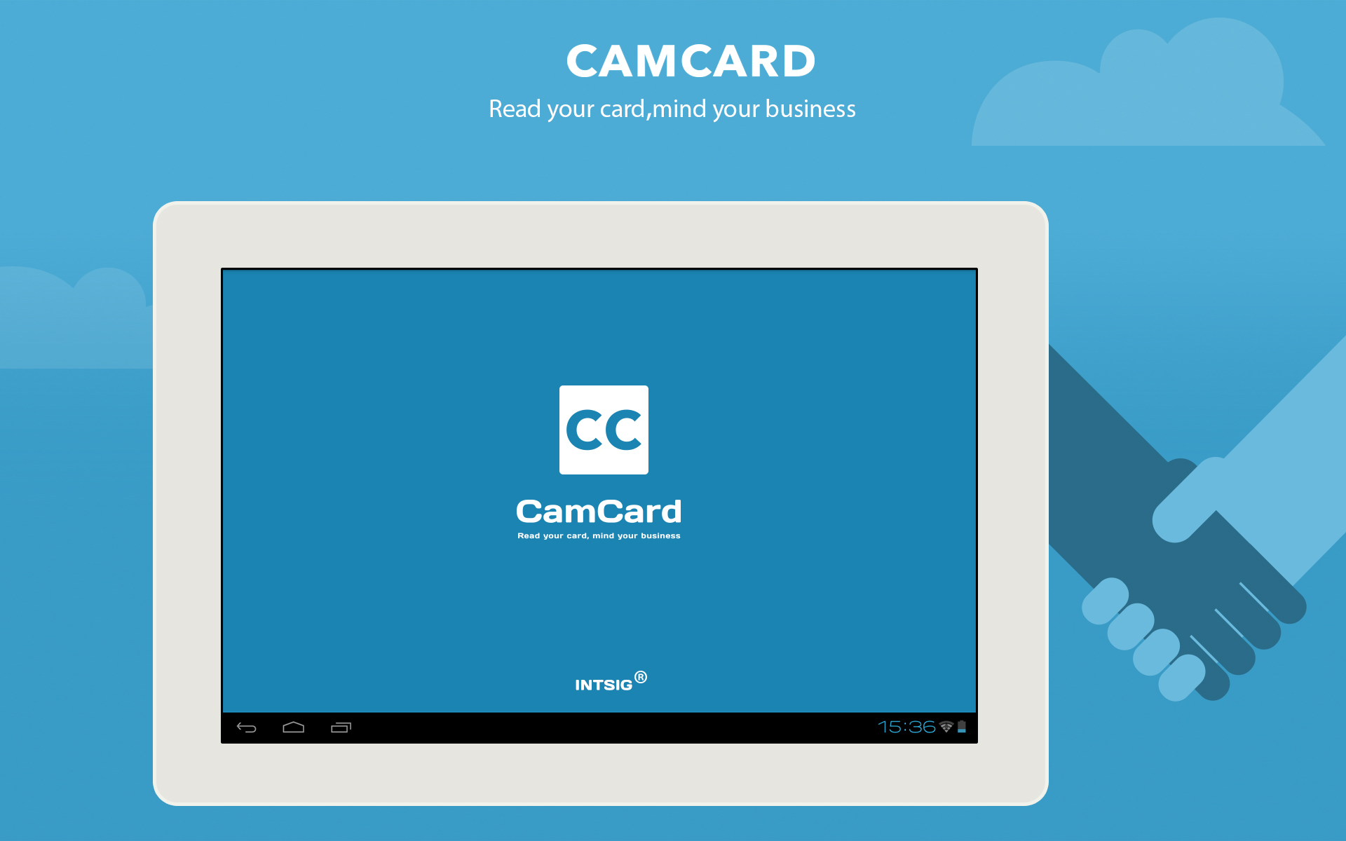 Amazon.com: CamCard Lite (Business Card Reader): Appstore for Android