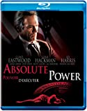 Absolute Power / Pouvoir d'exécuter (Bilingual) [Blu-ray]