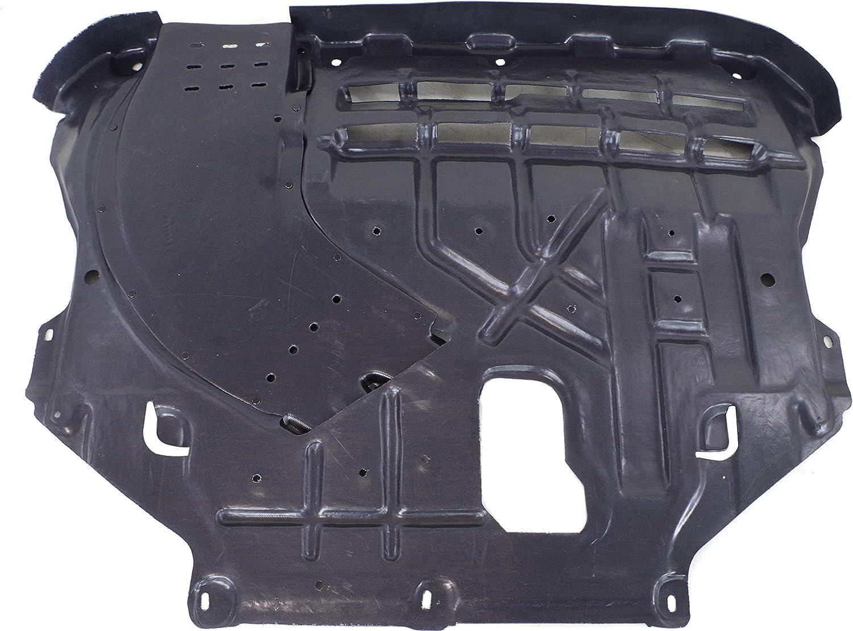 Driver side Splash Shield For 2013-2017 Ford Escape Front