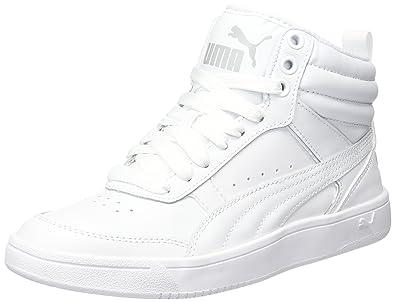 73bda9b810 Puma Rebound Street v2 L Jr White-P: Amazon.in: Shoes & Handbags