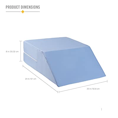 inflatable kitchen home dp co inflating pillow amazon comes uk wedge and needs flat packed leg