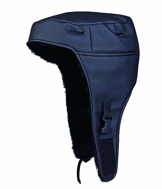 Gorro con forro térmico para invierno, color negro, se adapta a todos los cascos de Delta Plus Venitex: Amazon.es: Ropa y accesorios