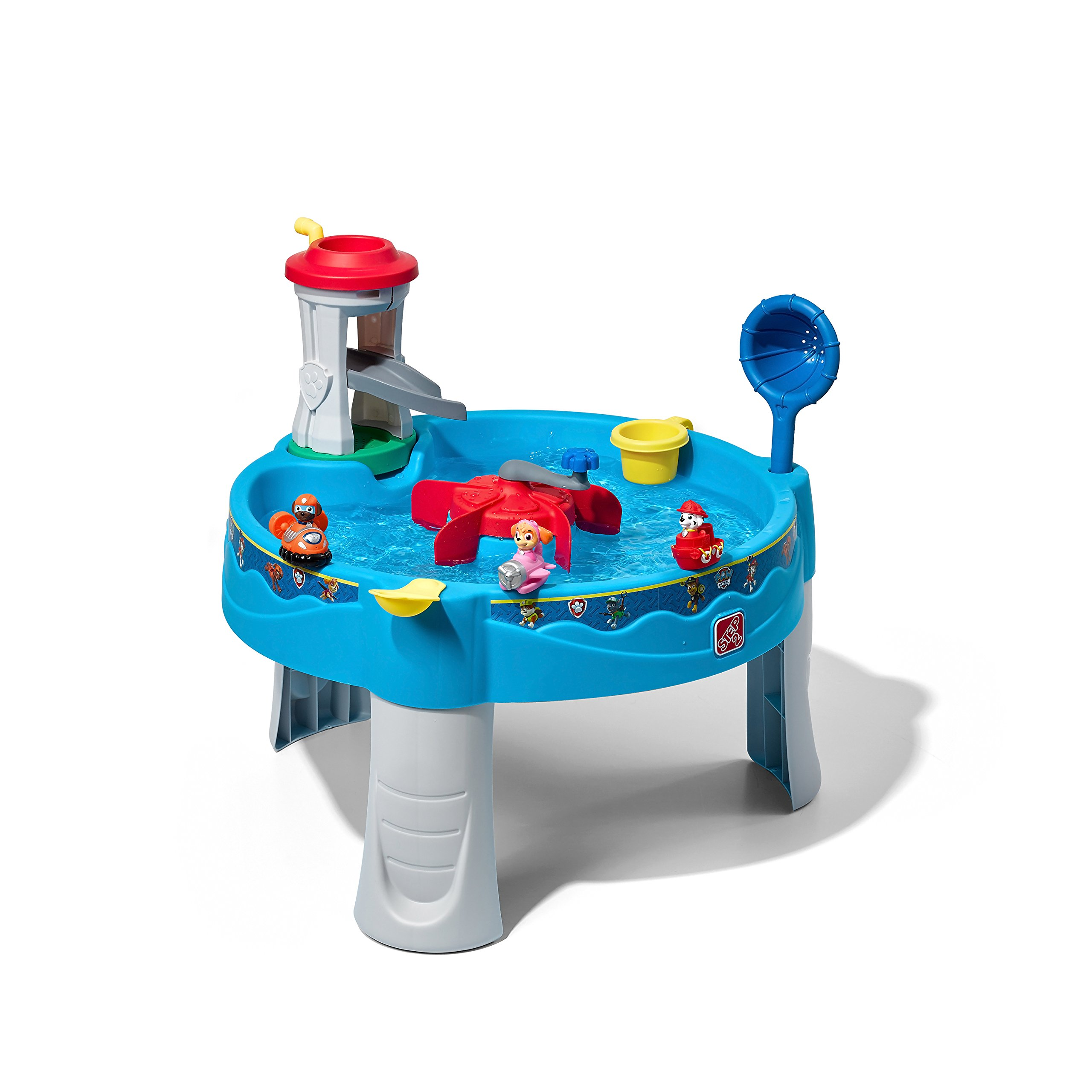 Paw Patrol Water Table with Accessory Set & 3 Characters by Step2
