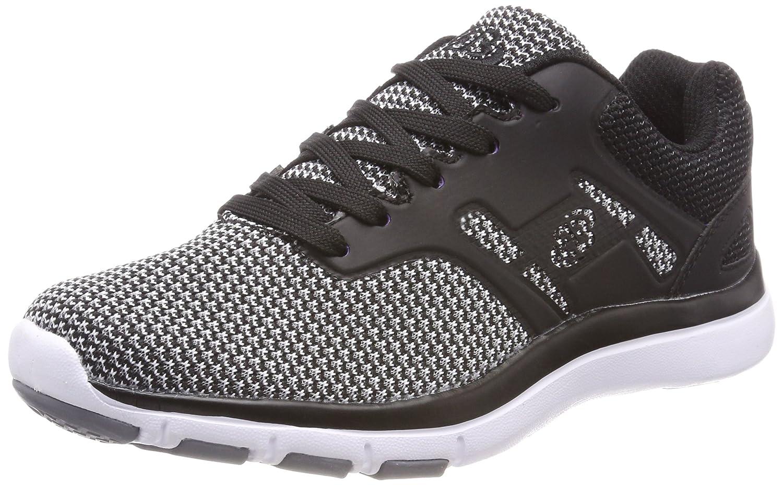 Bruetting Unisex-Erwachsene Skill Sneaker Grau (Grau/Schwarz Grau/Schwarz)