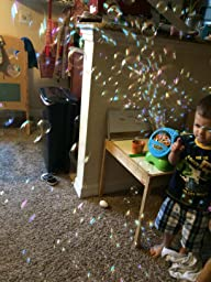 bubble blitz bubble blowout machine