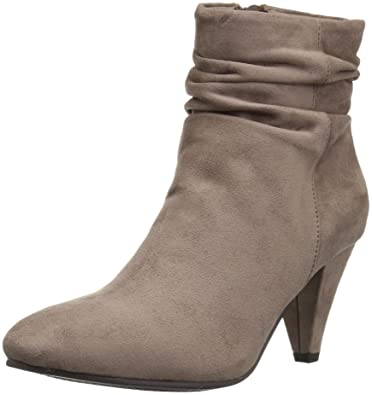 CL by Chinese Laundry Women s Nanda Ankle Boot Pebble Taupe Suede 7 ... c866d6e64