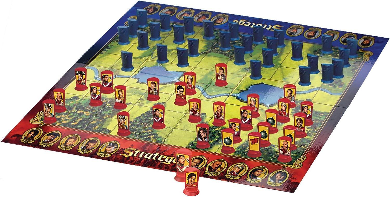 Classic Strategy Board Game by Stratego: Amazon.es: Juguetes y juegos