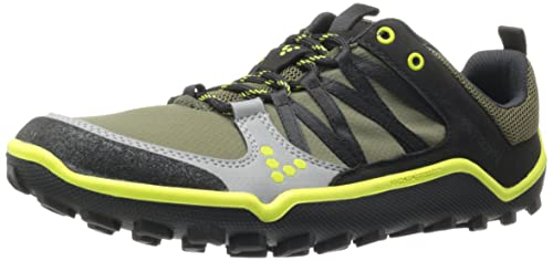 Vivo Barefoot Neo Trail Barefoot Shoes - Olive Lime - UK 9: Amazon.es: Zapatos y complementos