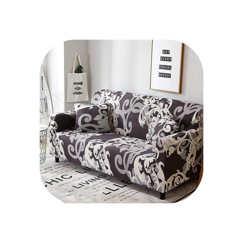 Peachy Amazon Com Elastic Sofa Cover Tight Wrap All Inclusive Customarchery Wood Chair Design Ideas Customarcherynet