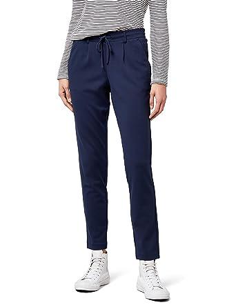 TOM TAILOR Damen Hose Soft Jersey Loose Fit Pants  Amazon.de  Bekleidung 2dafbc97b8