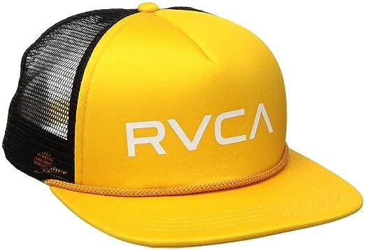 3299ff1519d Amazon.com  RVCA Men s Foamy Trucker Hat  Clothing